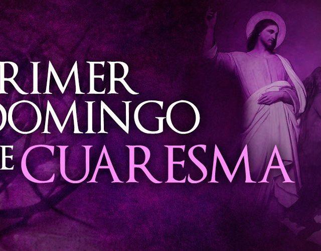 I Domingo de Cuaresma