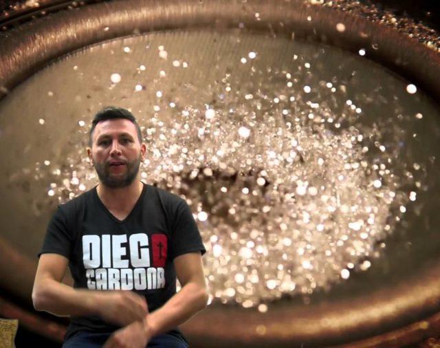 DIEGO CARDONA - NO TENGAS MIEDO