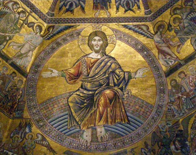 Jesucristo, Rey del Universo