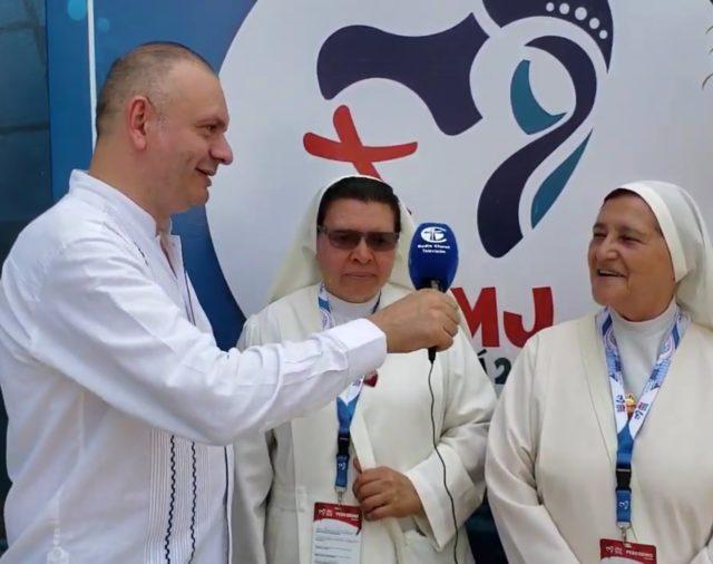 08. VIDEO | ENTREVISTA CON LAS MISIONERAS DE LA CARIDAD Y LA PROVIDENCIA DE NICARAGUA