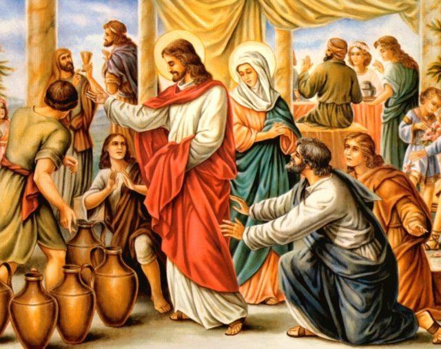 II Domingo Ordinario
