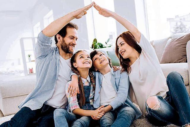 LA SAGRDA FAMILIA - PROYECTO FAMILIA